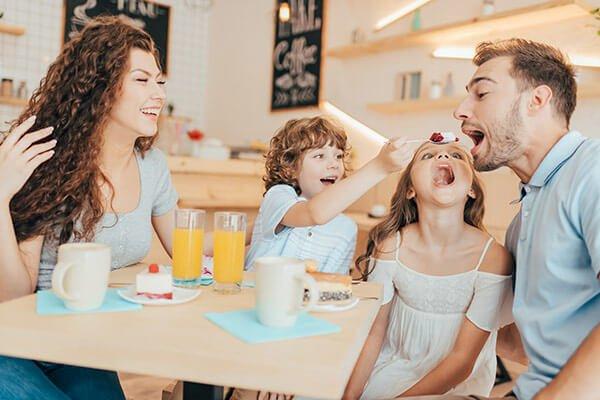 Family Having Fun - Oklahoma Foundation Repair