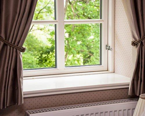 Window Gaps - Oklahoma Foundation Repair